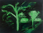 Arbor, 2014, oil on canvas, 11x14 inches