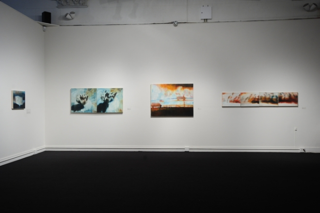 Documentation of CFA Gallery Exhibit