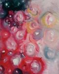 Bubblicious, 2012, oil/canvas, 14x11 inches