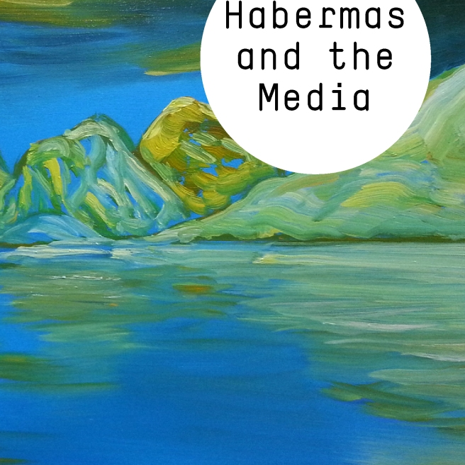 Habermas and the Media. By Hartmut Wessler. Polity, Cambridge, 2018
